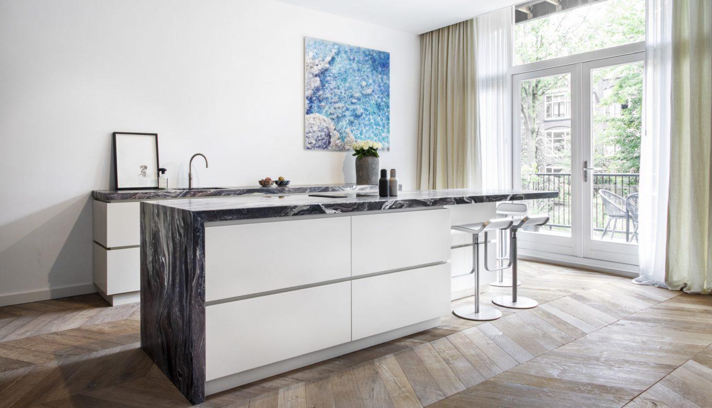 Keukenbladen Van Graniet Belgisch Hardsteen Composiet Keramiek En Dekton Voor Je Ikea Keuken